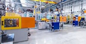 RFID asset tracking for Manufacturing